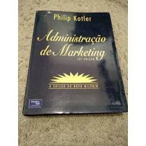 Administração De Marketing - Philip Kotler - 10a Edição
