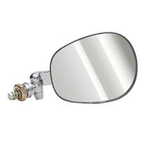 Espelho Retrovisor Fusca Cromado Original Em Inox Dir Ou Esq