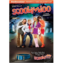 Dvd - Scooby Doo A Xxx Parody - Paródia Sexual Do Filme