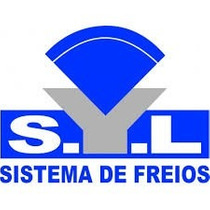 Pastilha Freio Dianteiro Space Fox Flex Syl2041