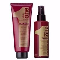 Uniq One Revlon Kit Shampoo 350ml+leave-in 150ml