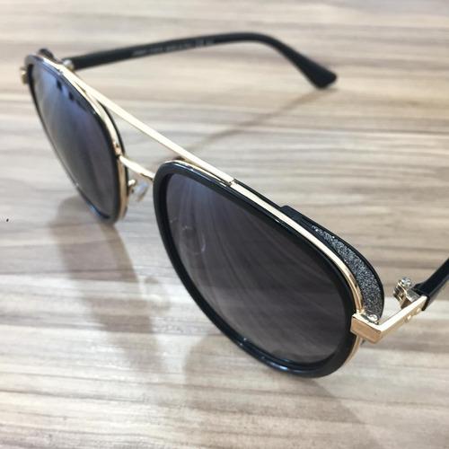 5c13bf987924f Oculos De Sol Feminino Masculino Lindo Jimmy Cho Verão 2018