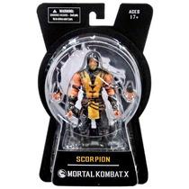 Mortal Kombat X Scorpion Mezco Toys