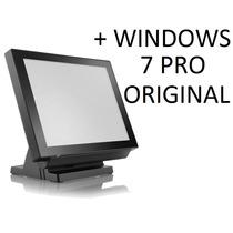 Touchcomputer Pdv Elgin Aquiles Touchscreen 15  Intel Atom