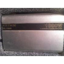 Stetson Cl 1000 W- 4 Canais Estereo, Modulo Automotivo