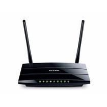 Roteador Tp-link Td-w8970 Adsl2 + Modem Router 300mbps