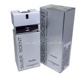Silver Scent Pure 100ml Masculino | Original + Amostra