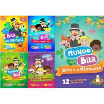 Coleção Completa Mundo Bita - 5 Dvds