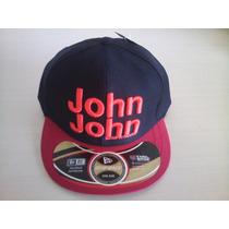Boné John John Aba Reta / Snapback (( Maravilhoso ))