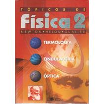 Livro Tópicos De Física 16ª Edição 2001 6ª Tiragem 2006