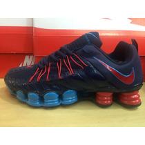 Promoção Imperdivel Tenis Nike Shox 12 Molas Feminino