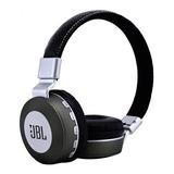 Fone De Ouvido Sem Fio E Microfone Head Phone Bluetooth Jbl