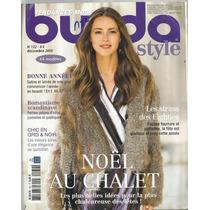 Burda Style - Com Moldes - N 132 - Importada