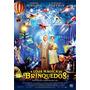 Dvd A Loja Mágica De Brinquedos - Original E Seminovo