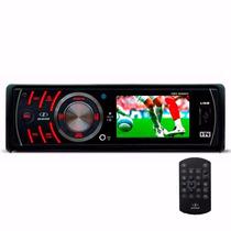 Dvd Player H-buster Hbd / 6688 Com Tv Digital Tela 2,7