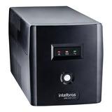 Nobreak Intelbras 1200va Mono 127v P/ Pc Cftv Dvr Camera  2