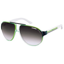 Óculos Carrera Forever Mine Kzx Green Crystal Pronta Entrega