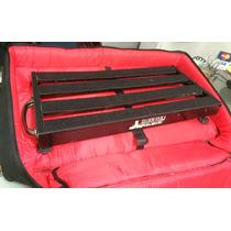Pedalboard Quideroli 60x30 Com Bag Para Transporte