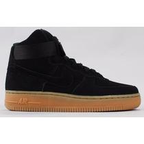 Tênis Nike Air Force 1 High Suede Mid Sneakers Original