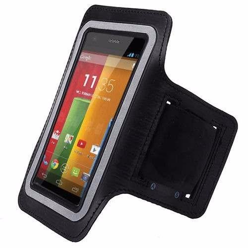 Braçadeira P/ Celular - Armband Motorola Moto X, Razr D3