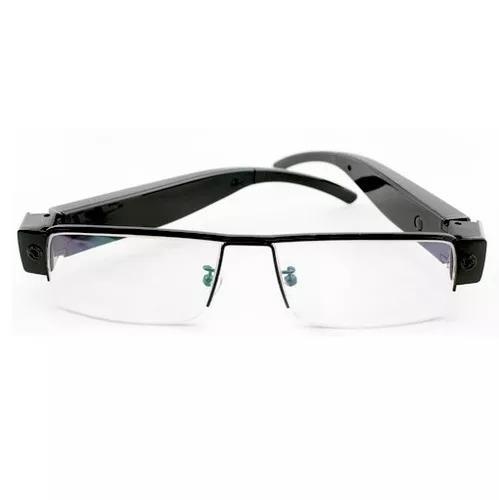 Óculos Espião 1080p Full Hd Câmera Filmadora Espiã - R  269 en ... ca6f896ada