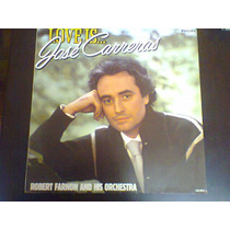 Lp José Carreras - Love Is