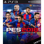 produto Pes 2018 Pro Evolution Soccer 18 Ps3 Midia Digital Portugues