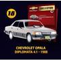 Col. Chevrolet Collection Vol.18 Opala Diplomata 4.1 (1988)
