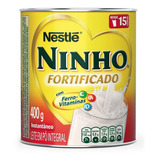 Fórmula Infantil Em Pó Nestlé Ninho Forti+ Instantáneo Em Lata De 400g