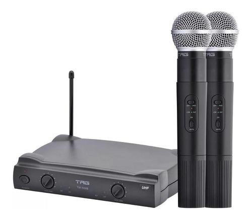 Kit De Microfones Tag Sound Tm559b