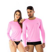 Busca Camisa do real Madrid rosa de manga longa com os melhores ... fdd7e059f5c56