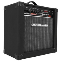 Caixa Som Amplificada Soundmaker Cube K30 P/ Teclado