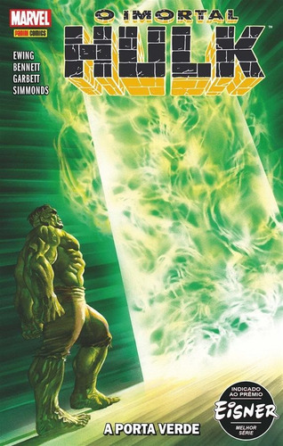 O Imortal Hulk  - 2 - A Porta Verde