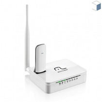 Roteador 150 Mbps Multilaser Re072 Nfiscal 2.4ghz S/ Juros