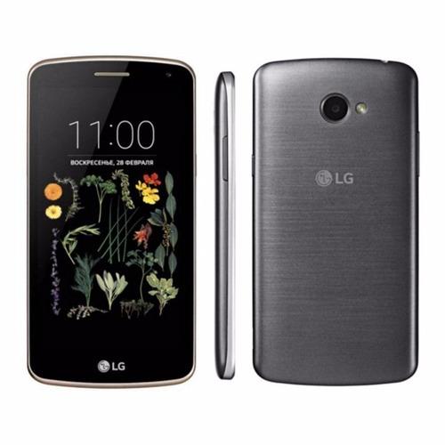 Smartphone Lg K5 X220dsh 8gb 3g Dualsim Tela 5.0 Preto Titan