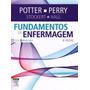 Pdf Três Livros Enfermagem Potter & Perry, Nanda E Sae