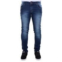 Calça Masculina Volcom Jeans Slim Fit Blue