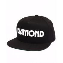 Boné Diamond Supply Co. Caroline Snapback Ca Skate Importado
