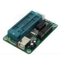 Gravador Pic - Programador Pic - Usb - Zif - K150