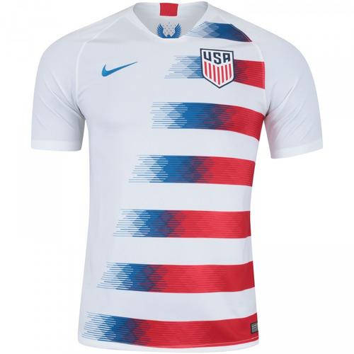 Nova Camisa Nike Estados Unidos 2018 Pronta Entrega 239e435a6434d