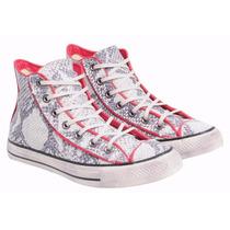 Tenis Feminino 36 E 38 Couro All Star Converse Sneaker Cano