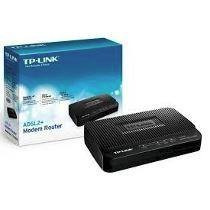 Adsl 2 Modem Router Tp Link Td 8810 - Redes Wireless