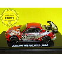 Nissan Skyline Xanavi Nismo Gt-r R34 2002 #22 Kyosho 1/64