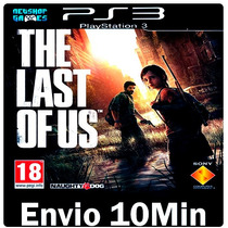 The Last Of Us --> Jogo Dublado Português *[ Psn Ps3 Play