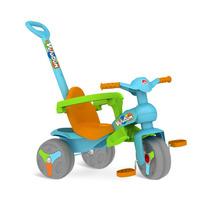 Triciclo De Passeio - Veloban - Plus - Azul - Bandeirante