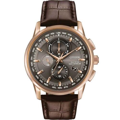 0a5581ad985 Relógio Citizen At8113-04h Eco Drive H Mundial Cronografo
