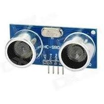 Sensor Ultrassonico Sr04 Arduino/pic + E-book Gratis