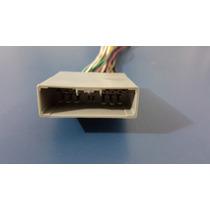 Plug Chicote Adaptador Som Cd Dvd Honda City / Civic