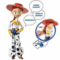 Boneca Jessie Com Som + Cowboy Woody