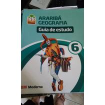 Aribabá Geografia 6 - Guia De Estudo